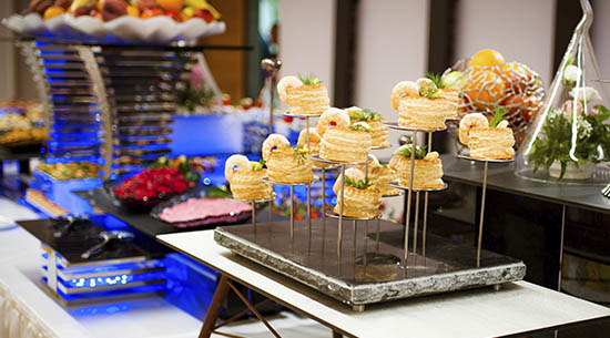 russisches Catering